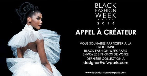Black Fashion Week Paris 2016